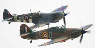 SpitfireAndHurricane